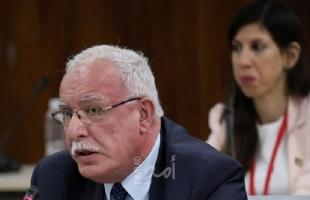 وزير الخارجية الفلسطيني يزور العاصمة العراقية للقاءات رسمية