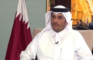 وزير الخارجية القطرى يصل القاهرة على رأس وفد رفيع المستوى