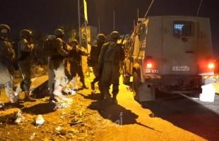 قوات الاحتلال تشن حملة اعتقالات ومداهمات بمنازل المواطنين في الضفة- فيديو