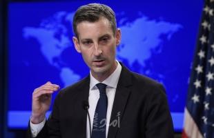 """الولايات المتحدة: الوقت """"غير مناسب"""" لإجراء محادثات إسرائيلية فلسطينية مباشرة"""