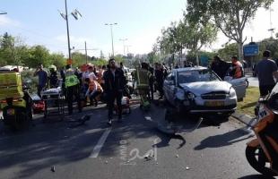 إصابة مواطن دهساً من قبل مستوطن جنوب بيت لحم