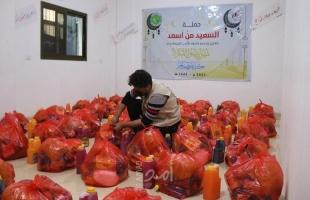 مركز شباب الأمة يواصل مجهوداته لايصال الطرود الغذائية للأسر المتعففة برمضان