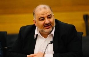 """قناة: تجريد لجنة """"الداخلية"""" بالكنيست التي سيترأسها عباس من صلاحيات مراقبة الشرطة"""