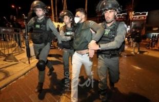 القدس: إصابات واعتقالات خلال مواجهات قوات الاحتلال في الشيخ جراح - فيديو