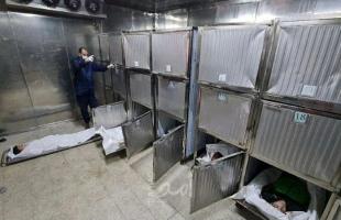 صحة حماس: 56 شهيد خلال العداون الإسرائيلي على قطاع غزة