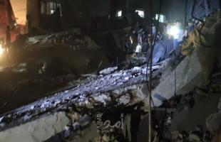 غزة: سرحان يستنكر تدمير المكاتب الهندسية إثر العدوان يعلن دعم نقابته لجهود حصر وتقييم الأضرار