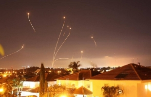 الأجنحة العسكرية تقصف تل أبيب وضواحيها مع انتهاء حظر الساعتين - فيديو وصور