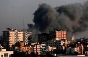 طيران الاحتلال الحربي يُدمر منزل لآل أبو مصطفى في بني سهيلا شرقي خانيونس