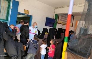 """ياغي يحذر من انتشار الأمراض المعدية وفيروس """"كورونا"""" في مراكز الإيواء"""