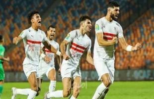 جدول مباريات الزمالك في الدوري العام المصري موسم (2021/2020)