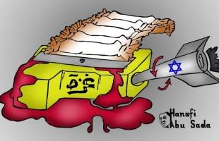 قصف غزة وأطفالها