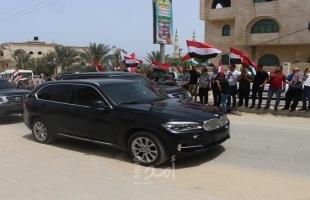 وصول وفد مصري إلى غزة