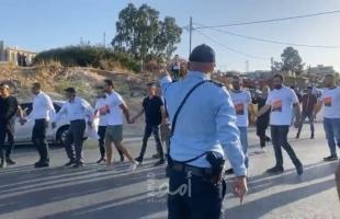 مركز الإنسان يُطالب بوقف اعتداءات قوات الاحتلالوالمستوطنين بحق الشيخ جراح وسلوان