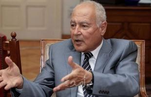 """أبو الغيط: """"الجامعة العربية"""" متفهمة للإجراءت الاستثنائية في تونس"""