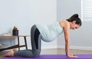 ممارسة هذه التمارين تساعدك على تسهيل الولادة - اعرفيها