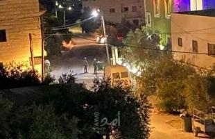 إصابة شاب بالرصاص في طوباس وقوات الاحتلال تشن حملة اعتقالات بالضفة