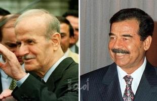 حافظ الأسد تلقى بحذر أول رسالة من صدام حسين... واختبره قبل الرد
