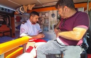 إصابات بينها صحفي.. القدس: قوات الاحتلال تقتحم سلوان ودعوات للتصدي - فيديو