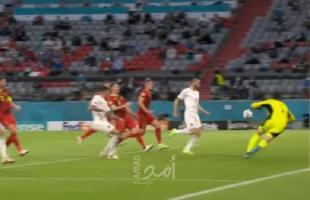 أهداف مباراة إيطاليا وبلجيكا 2-1 في ربع نهائي يورو 2020.. فيديو