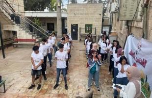 """مؤسسة ايلياء للتطوع تفتتح مخيمها الصيفي الثالث """"القدس بتجمعنا"""""""