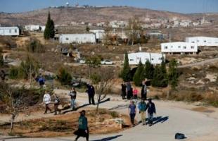 سلطات الاحتلال تسلم إخطارا لوقف العمل في شركة لمواد البناء شرق حارس