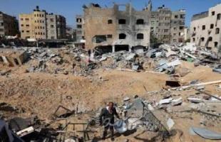موقع عبري: إسرائيل مصرة على موقفها بشأن إعادة إعمار غزة