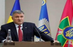 برلمان أوكرانيا يقر استقالة وزير الداخلية