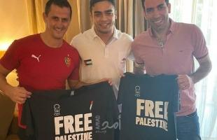 """الفتى """"محمد حمادة"""" من غزة يشارك بعرض افتتاح دورة الألعاب الاولمبية بطوكيو"""