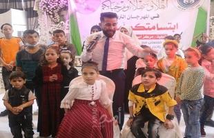 غزة: أطفال مرض التليف الكيسي يناشدون الرئيس عباس المساعدة في علاجهم