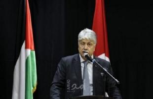 مجدلاني يثمن مطالبة الاتحاد الدولي لنقابات العمال والعمال الأوروبي الاعتراف بالدولة الفلسطينية