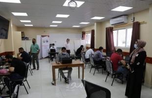 """تنمية القوى البشرية بـ""""صحة حماس"""" تبدأ بإجراء امتحانات مزاولة المهنة"""