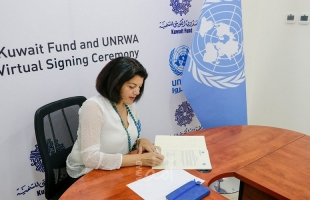 الأونروا والصندوق الكويتي للتنمية الاقتصادية العربية يوقعان اتفاقية تفاهم