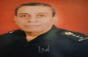رحيل اللواء المتقاعد هشام رمضان الأغا (أبوتامر) (1945م – 2020م)
