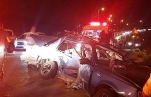 قلقيلية: اصابات في حادث سير قرب عزون - صورة
