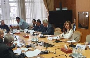 """""""الجامعة العربية"""" تعقد اجتماعًا بشأن المنصة المدمجة لخطة التحرك الإعلامي العربي بالخارج"""