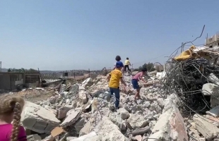 """مركز """"شمس"""" في تقريره الشهري: 12 منشأة هدمتها سلطات الاحتلال في شهر سبتمبر"""