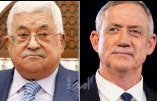 صحيفة إسرائيلية: لقاء غانتس وعباس يمثل مفتاح الاستقرار