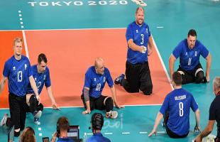 روسيا تنتصر على مصر في ربع نهائي دورة الألعاب البارالمبية لكرة الطائرة