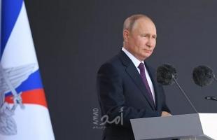 """بوتين: عند الحديث عن معاهدة سلام مع اليابان يجب الحصول على """"ضمانات"""" بعدم نشر قوات أمريكية"""