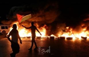 مواجهات بين قوات الاحتلال وفلسطينيين في الضفة والقدس
