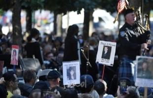 تايم: الانقسام الداخلي في أمريكا خيم على مراسم 11 سبتمبر