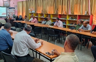 غزة: مجلس أولياء الأموريؤكدون على استمرار التعليم الوجاهي في المدارس الثانوية
