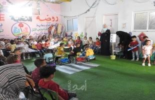 """تعليم غزة يعلن اجازة اجبارية لـ""""رياض الأطفال"""""""