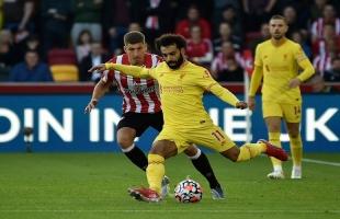 انتهاء خلاف محمد صلاح وساديو ماني على تسجيل الأهداف في ليفربول