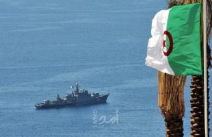 الجزائر تنفي أخبار مطاردة قواتها البحرية غواصة إسرائيلية