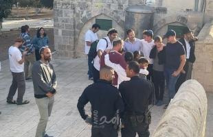"""الشاباك الإسرائيلي يٌحذر من صلاة مرتقبة لليهود في """"الأقصى"""" قد تؤدي إلى جولة من العنف"""