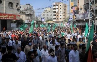 """حماس: على الاحتلال أن يفهم رسالة """"المقاومة"""" ويوقف اعتداءاته على القدس"""