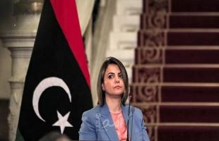 وزيرة الخارجية تعلن تفاصيل مبادرة استقرار ليبيا - فيديو