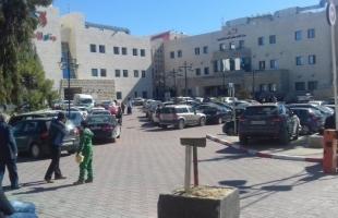 """صحة رام الله تنفي إصابة سيدة بفايروس""""كورونا"""" وصلت لمجمع فلسطين الطبي"""