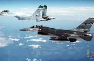"""الدفاع الروسية تعلن تحطم مقاتلة """"سو-35"""" بإقليم خاباروفسك"""